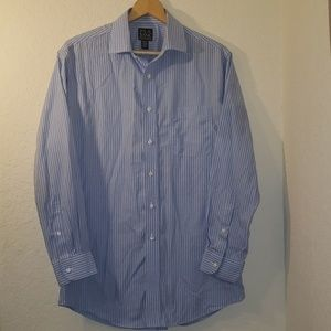 Jos. A. Bank Mens Long Sleeve  Tailored Fit